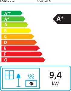 Класс энергоэффективности Liseo Compact