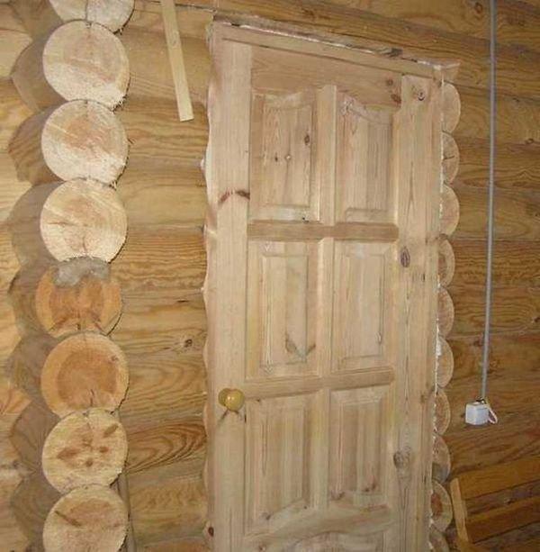 Двері для сауни