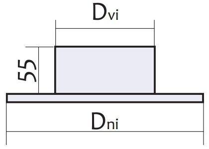 Схема розетты с нержавеющей стали Версия Люкс