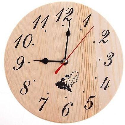 Часы для бани и сауны