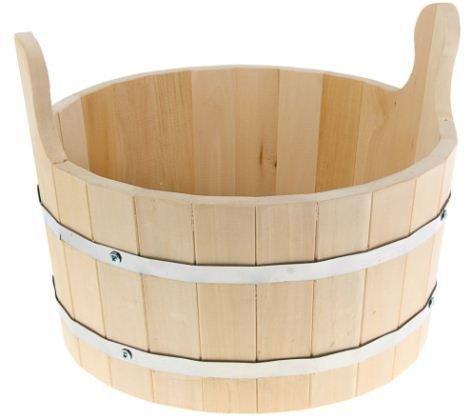 Шайка для бани и сауны