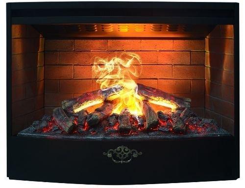 Электрокамины с 3D пламенем