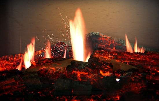 Электрокамины с 5D пламенем