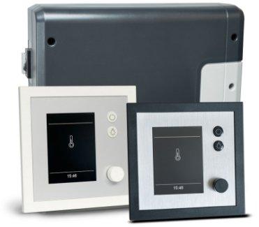 Автоматика для электрокаменки с испарителем