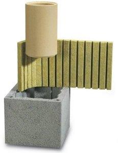 Труба керамического дымохода