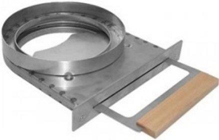 Специальный элемент для керамических дымоходов