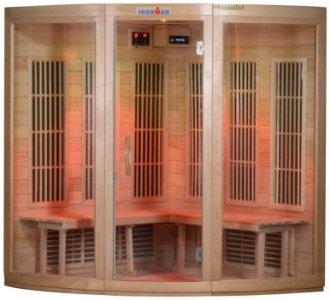 Пятиместные инфракрасные кабинки