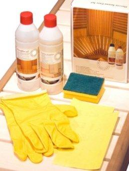 Средства очистки для бани